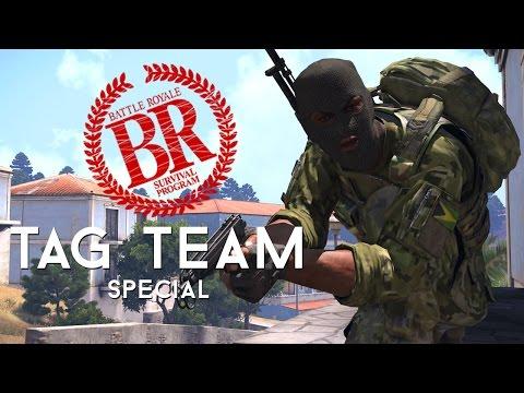 » TAG TEAM BR « - Die Challenge, Zwei Spieler, ein PC in Battle Royale [FACECAM]