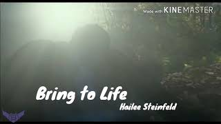 """TF Bumblebee """"Back To Life"""" by Hailee Steinfeld"""