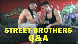 Najja?i likovi u Hrvatskoj | Street Brothers Q&A
