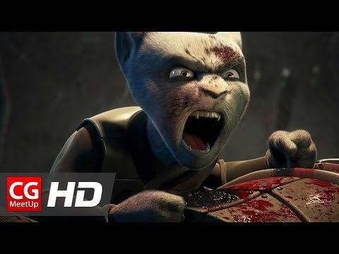 "CGI Animated Short Film: ""Alleycats"" by Blow Studio 
