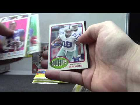 Terry's 2013 Archives Football Box Break