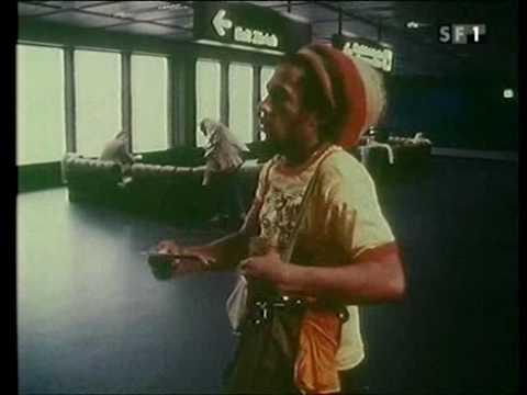 Bob Marley in Zurich 1980