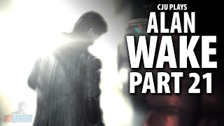 THE WELL-LIT ROOM - Let's Play Alan Wake Part 21 | PC Game Walkthrough