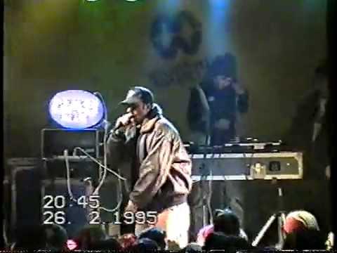 NEFFA + DJ GRUFF (SANGUE MISTO) @ Zulu PARTY Venezia  1995  LA STORIA DEL RAP ITALIANO