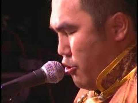 Huun Huur Tu at Philadelphia Folk Festival, August 2006