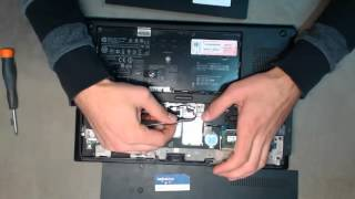 Ремонт ноутбука. Замена 3G модема в ноутбуке HP ProBook 5320 m