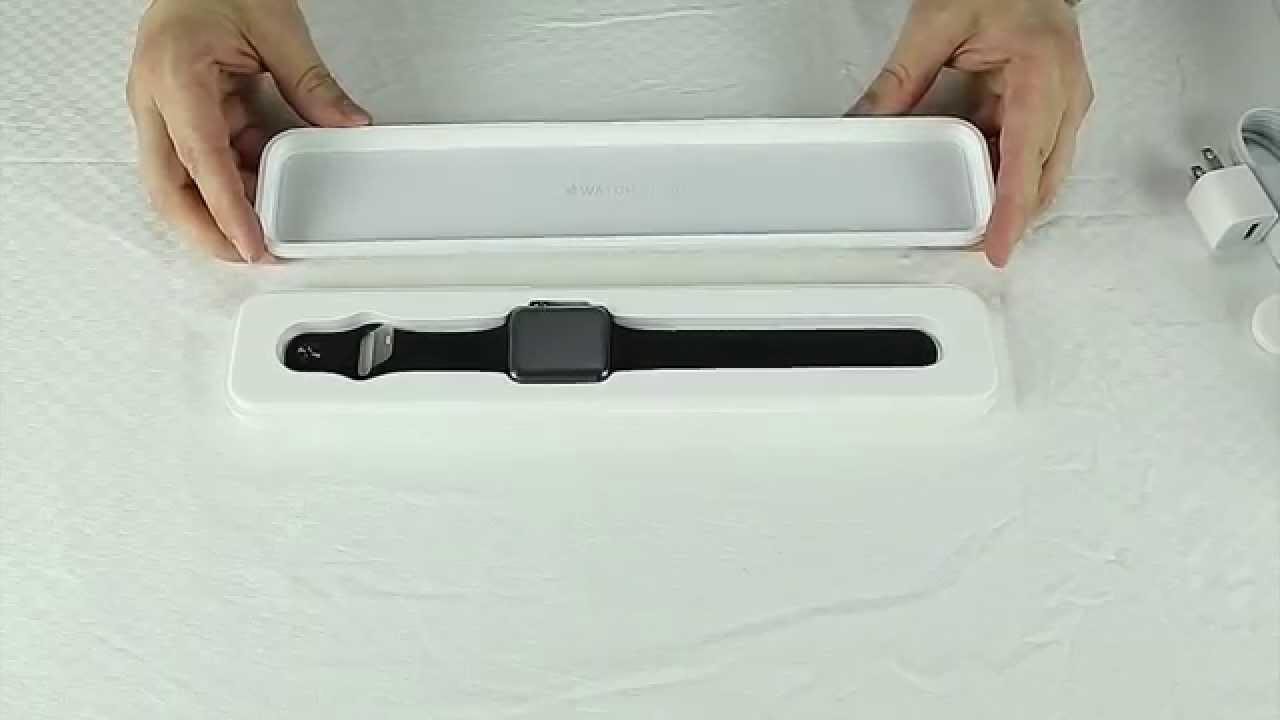 Apple Iwatch Sport Box Apple Watch Apple Iwatch Sport