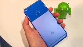 Google Pixel XL hands on review