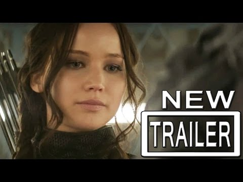 The Hunger Games Mockingjay Part 1 Trailer Official - Jennifer Lawrence