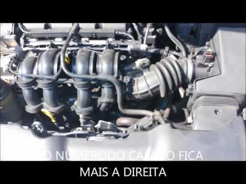 NUMERO DO MOTOR E CAMBIO FOCUS HC FLEX OU GLX