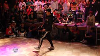 akihic☆彡 (Beat Buddy Boi) Judge Move LOOP de DANCE FINAL 2013.03.30 | UGcrapht × Beat Connection