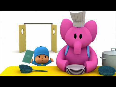 Let's Go Pocoyo! - We're Going Camping (S03E08)