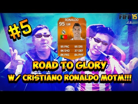 Road To Glory W  Cristiano Ronaldo Motm!!! #5 video