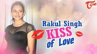Rakul Preet Singh Lip Lock Kiss    Hot Kiss