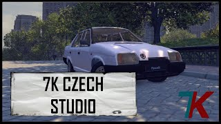 Mafia 2 - Modely Aut - Lada Niva 4x4
