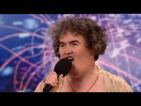 Susan Boyle - Britains Got Talent 2009 Episode