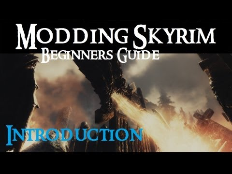 Beginner's Guide to Modding Skyrim : Introduction