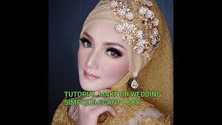 MAKE UP WEDDING SIMPLE ELEGANT WITH INEZ COSMETIC