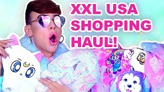 XXL USA SHOPPING HAUL! Holographic, Pastell, Kawaii Edition ♡ | Marvyn Macnificent