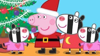 Peppa Pig English Episodes 🎄 Party Time!!!🎈🎉 Peppa Pig Christmas | Peppa Pig Official