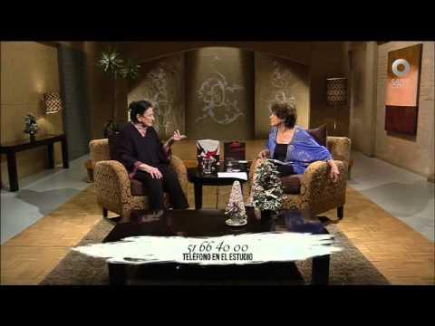 Conversando con Cristina Pacheco -  Ángela Gurría (06/12/2013)