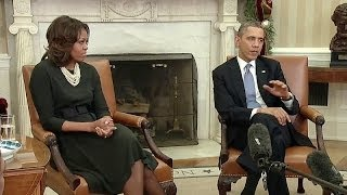 The President and First Lady Discuss the (Affordable Care) Act with Moms  12/19/13