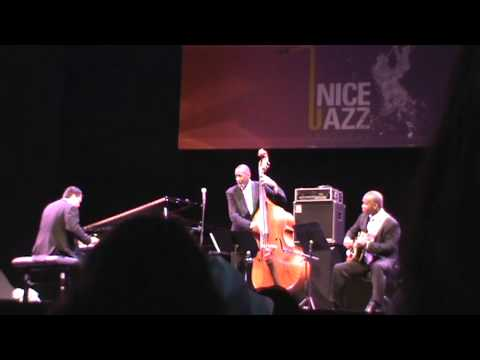 Ron Carter« Golden Stricker » Trio -