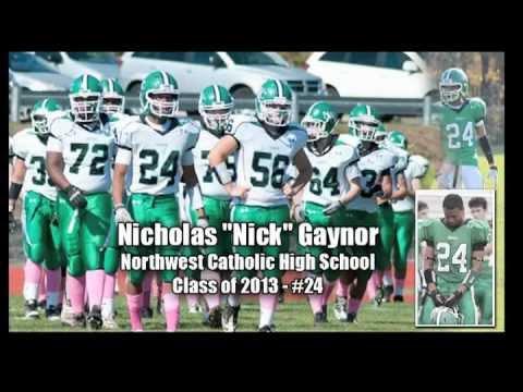 Nick Gaynor, Junior, Class of 2013, Northwest Catholic High School