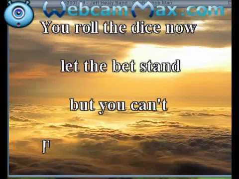 Jeff Healy Band - Confidence Man - Karaoke
