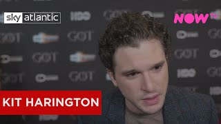Kit Harington gets emotional about life since Game of Thrones