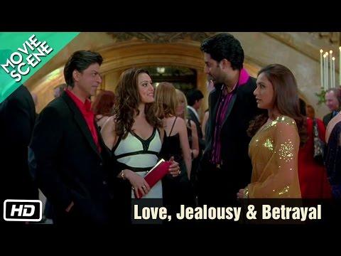 Party Scene | Love, Jealousy & Betrayal - Kabhi Alvida Naa Kehna HQ