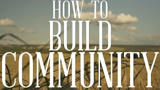 The Trench 34 How To Build Community 34 Episode 18 Feat Jacob Saylor