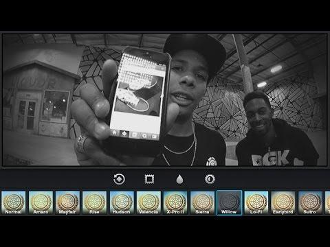 Gram Yo Selfie - Boo Johnson & Keelan Dadd