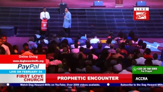 THE PROPHETIC ENCOUNTER 04022018 - THE VOICE OF GOD