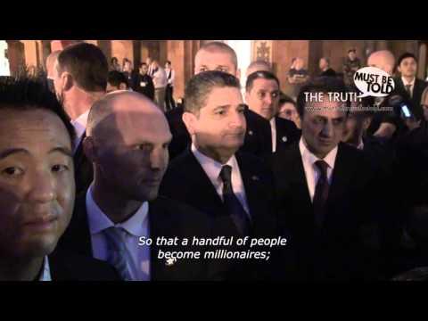 Տիգրան Սարգսյանի զրույցը ակտիվիստների հետ Սփյուռքում