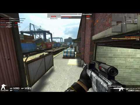 Combat Arms - Partidinha demorada