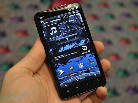 HTC Evo 4G Overview