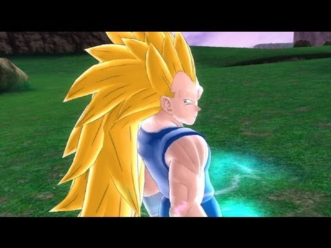 Dragonball Raging Blast 2: Super Saiyan 3 Vegeta's Galaxy Mode