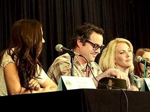 Buffy Panel with Eliza Dushka Part 3 Dragon Con Atlanta, GA 2011