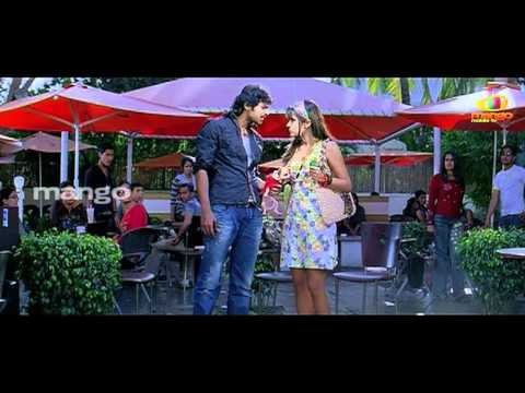 prabhas & trisha fighting for dog - Baahubali prabhas bujjigadu...
