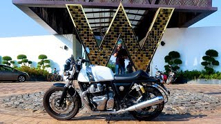 WORTH THE HYPE? | Continental GT 650 ride review | Goa