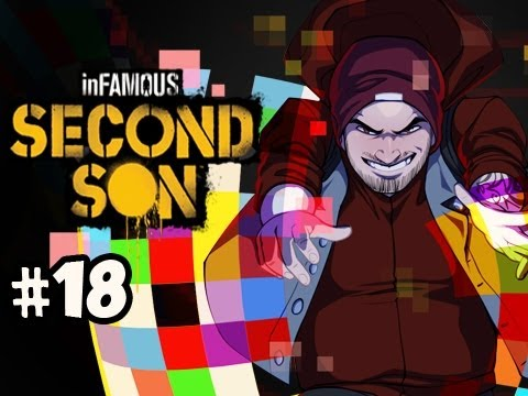 COLES FINAL LEGACY – Infamous Second Son Walkthrough Evil w/ Nova Ep.18