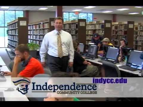 Independence Community College: physically small, nationally recognized