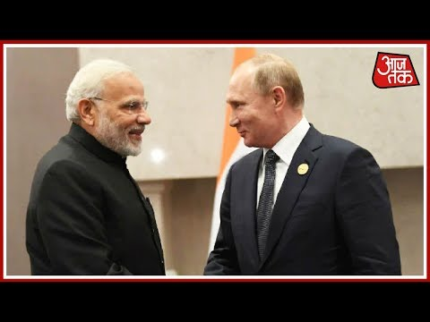 PM Modi-President Putin Meeting Begins In Delhi, S-400 Deal To Be Signed Today
