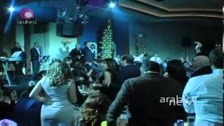 حفل المطرب العربي وليد توفيق راس السنه فندق لورويال لبنان