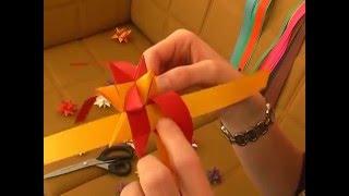 Bascetta stern anleitung für origami stern