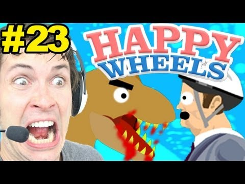 HAPPY WHEELS - NEW LEVELS!