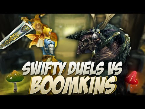 Swifty MoP Duels vs Boomkins (gameplay/commentary)