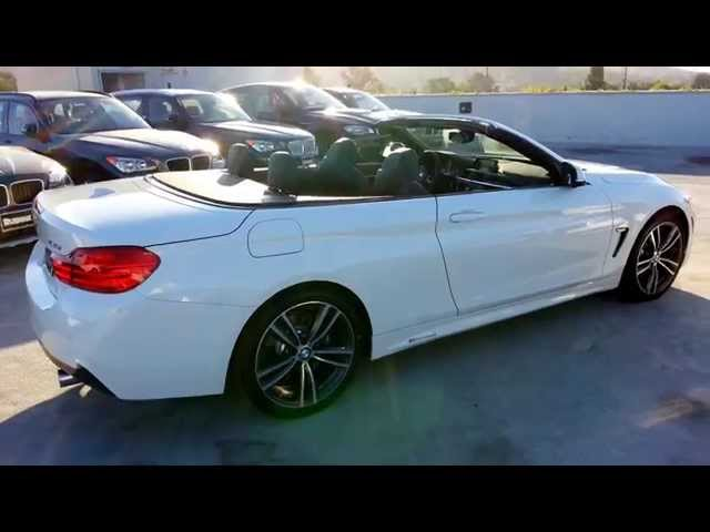 NEW BMW 435 Convertible M Performance Exhaust!! BMW Review