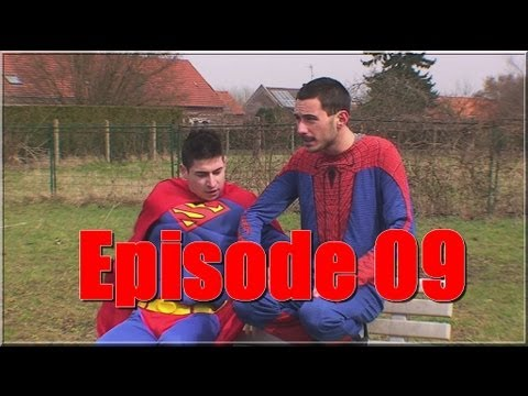 La Vie Quotidienne Des Supers Héros – Episode 09 – L'agression